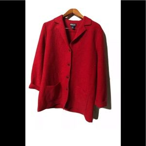 Land's End Blazer Light Weight Womens Size 16